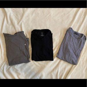 Five Four Neutral T-shirt Bundle
